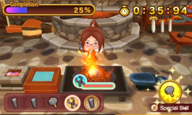 Fantasy Life (3DS) Review 1