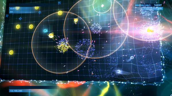 Geometry Wars 3: Dimensions (Xbox One) Review 2