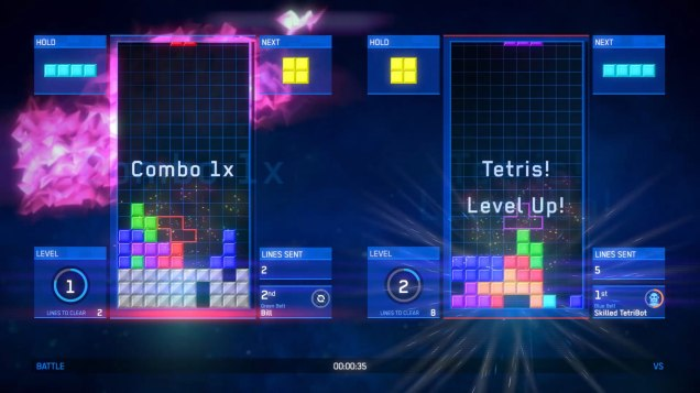 Tetris Ultimate (PS4) Review 3