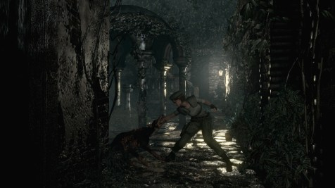 Resident Evil HD Remaster (PC) Review 5