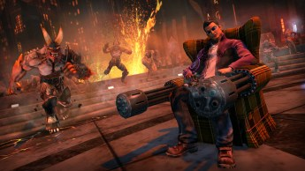 Saints Row: Gat Out Of Hell (PS4) Review 3