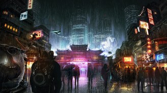 Shadowrun: Hong Kong Kickstarter Already Funded - 49708
