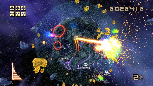Super Stardust Ultra (PS4) Review 1
