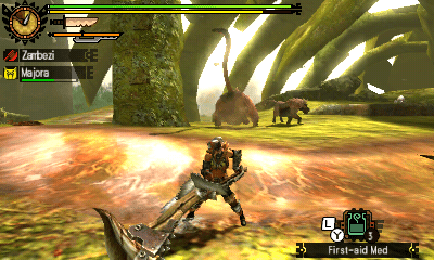 Monster Hunter 4 Ultimate (3Ds) Review 5
