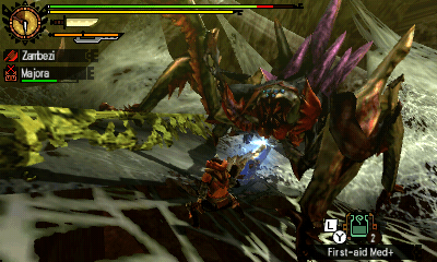 Monster Hunter 4 Ultimate (3Ds) Review 3