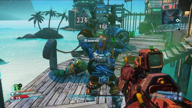 Borderlands: The Handsome Collection (PS4) Review 2