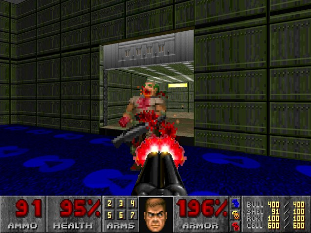 DOOM Holds Up Surprisingly Well - 2015-04-20 14:07:45
