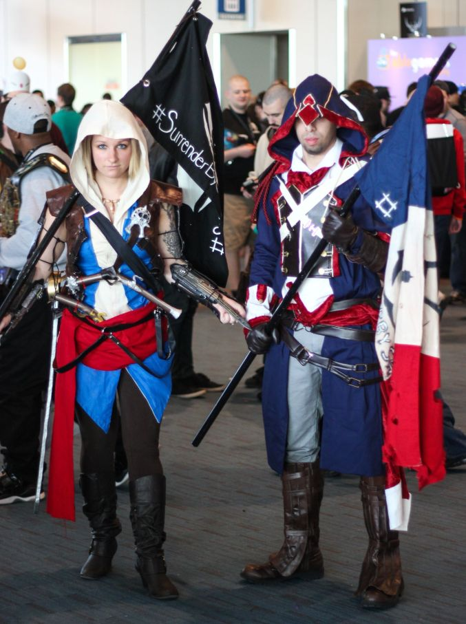 The Cosplay of PaxEast 2015 - 2015-04-01 16:47:33