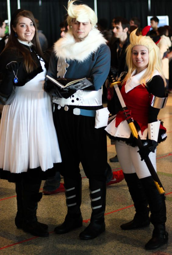 The Cosplay of PaxEast 2015 - 2015-04-01 16:48:19