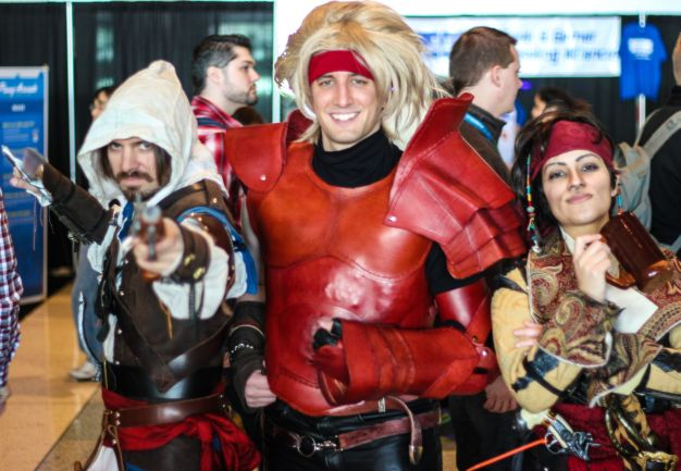 The Cosplay of PaxEast 2015 - 2015-04-01 16:36:12