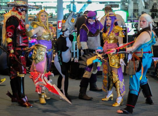 The Cosplay of PaxEast 2015 - 2015-04-01 16:43:33