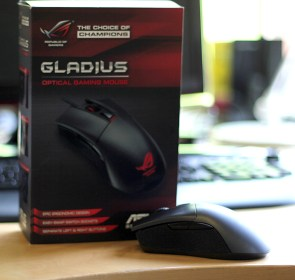 ASUS Gladius Mouse (Hardware) Review 2