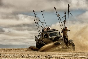 Mad Max: Fury Road (Movie) Review