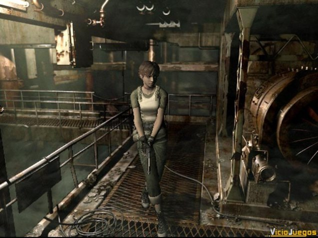What Resident Evil 0 HD Means For the Series - 2015-05-27 22:11:57