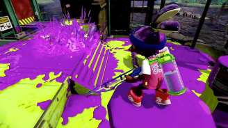 Splatoon (Wii U) Review 1