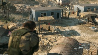 Metal Gear Solid V: The Phantom Pain Preview: Secretive Brilliance - 2015-06-19 12:52:00