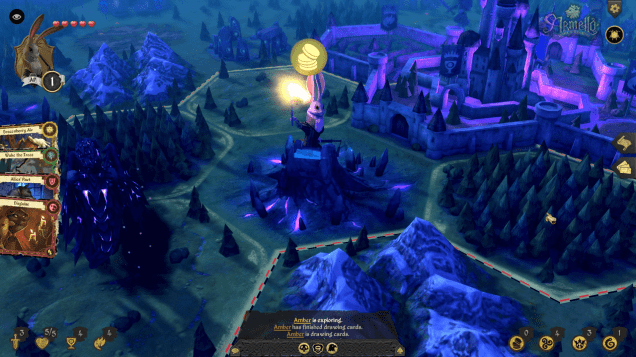 Armello Preview: Medievalist Fantasy Anthropomorphous Animals - 2015-06-25 11:24:02