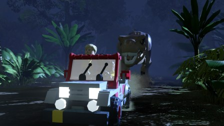 LEGO Jurassic World (PS4) Review