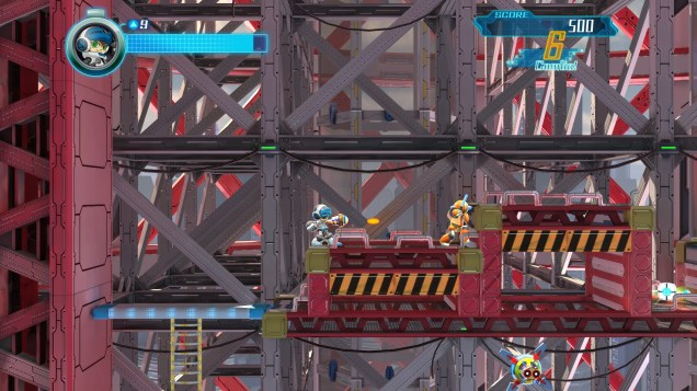 Mighty No. 9 Preview: Mega Action - 2015-06-17 14:01:49