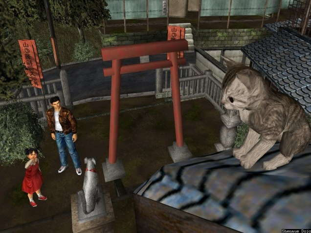 Why Shenmue III is a Big Deal - 2015-06-18 16:46:44