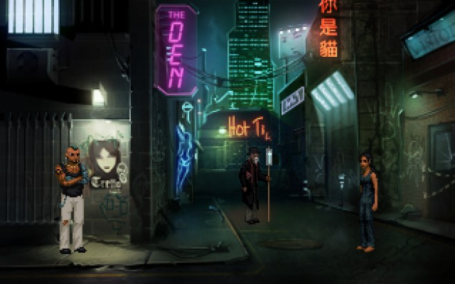 Technobabylon (PC) Review 4
