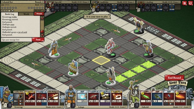 Card Hunter (PC) Review 4