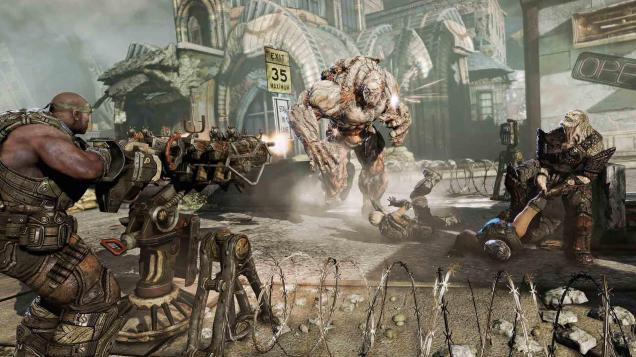 Gears of War Ultimate Edition is More Than You Think - 2015-07-13 13:49:09