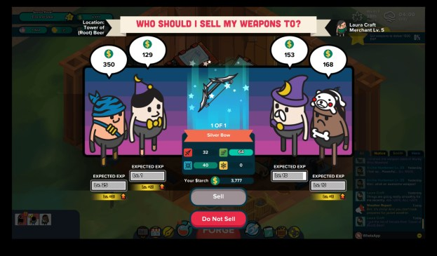 Holy Potatoes! A Weapon Shop?! (PC) Review 4