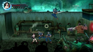 Final Fantasy VII Re-Imagined as 2D Brawler and It is Stunning - 2015-08-17 09:23:02
