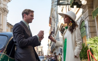 The Man from U.N.C.L.E. (Movie) Review 1