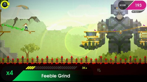 OlliOlli2: Welcome to Olliwood (PC) Review 2