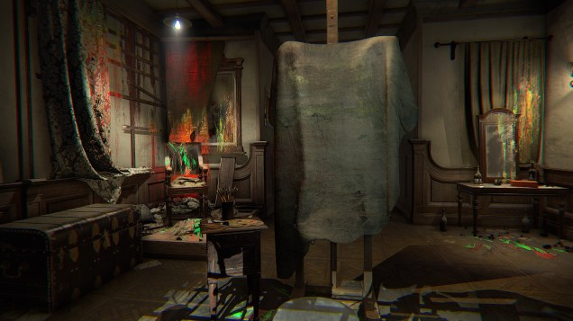 Layers of Fear: Paint, Panic, and Pant Soiling 4
