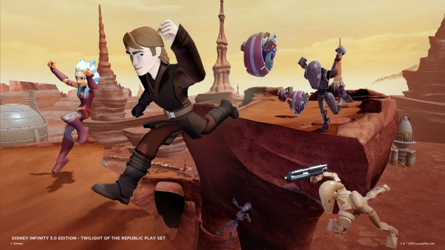 Disney Infinity 3.0 (PS4) Review 2