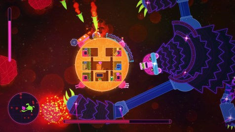 Lovers in a Dangerous Spacetime (Xbox One) Review 2