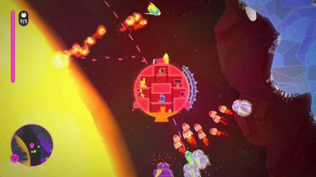 Lovers in a Dangerous Spacetime (Xbox One) Review