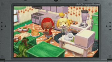 Animal Crossing: Happy Home Designer (3ds) Review 3