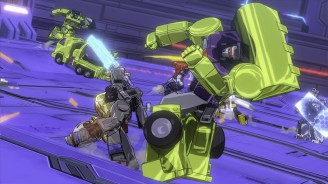 Transformers: Devastation (PS4) Review 1