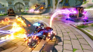 Skylanders: Superchargers (PS4) Review 4