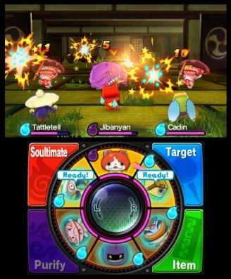 Yo-Kai Watch (3DS) Review 3