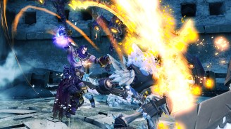 Darksiders II: The Deathinitive Edition (PS4) Review 4