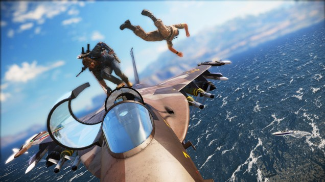 Just Cause 3 (PS4) Review 3