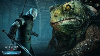 Ghosts of The Witcher 3's Hearts of Stone 3