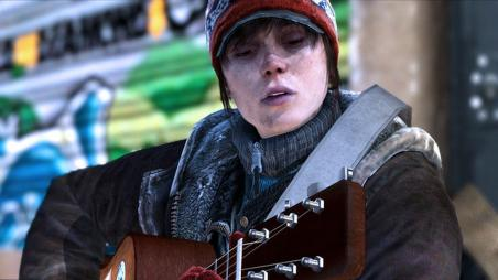 Beyond: Two Souls (PS4) Review 3