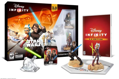 Disney Infinity: Rise Against the Empire Giveaway - 2016-01-18 14:16:52