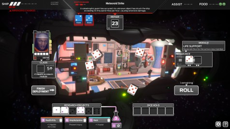 Tharsis (PS4) Review