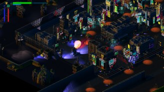 Reverence for Retro: Brigador Early Access Look 1