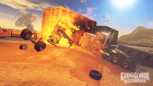 Carmageddon: Max Damage Coming to the Consoles 3