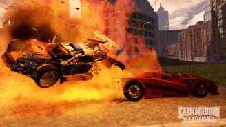 Carmageddon: Max Damage Coming to the Consoles 4