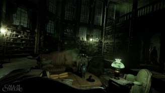 Cyanide Studio Unveils Call of Cthulhu Videogame 1