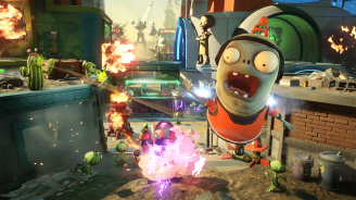 Plants Vs Zombies: Garden Warfare 2 (PS4) Review 5